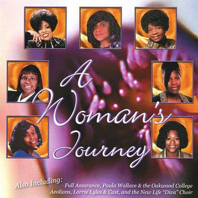 Vickie Winans, Brenda Nicholas : A Woman's Journey (MP3)