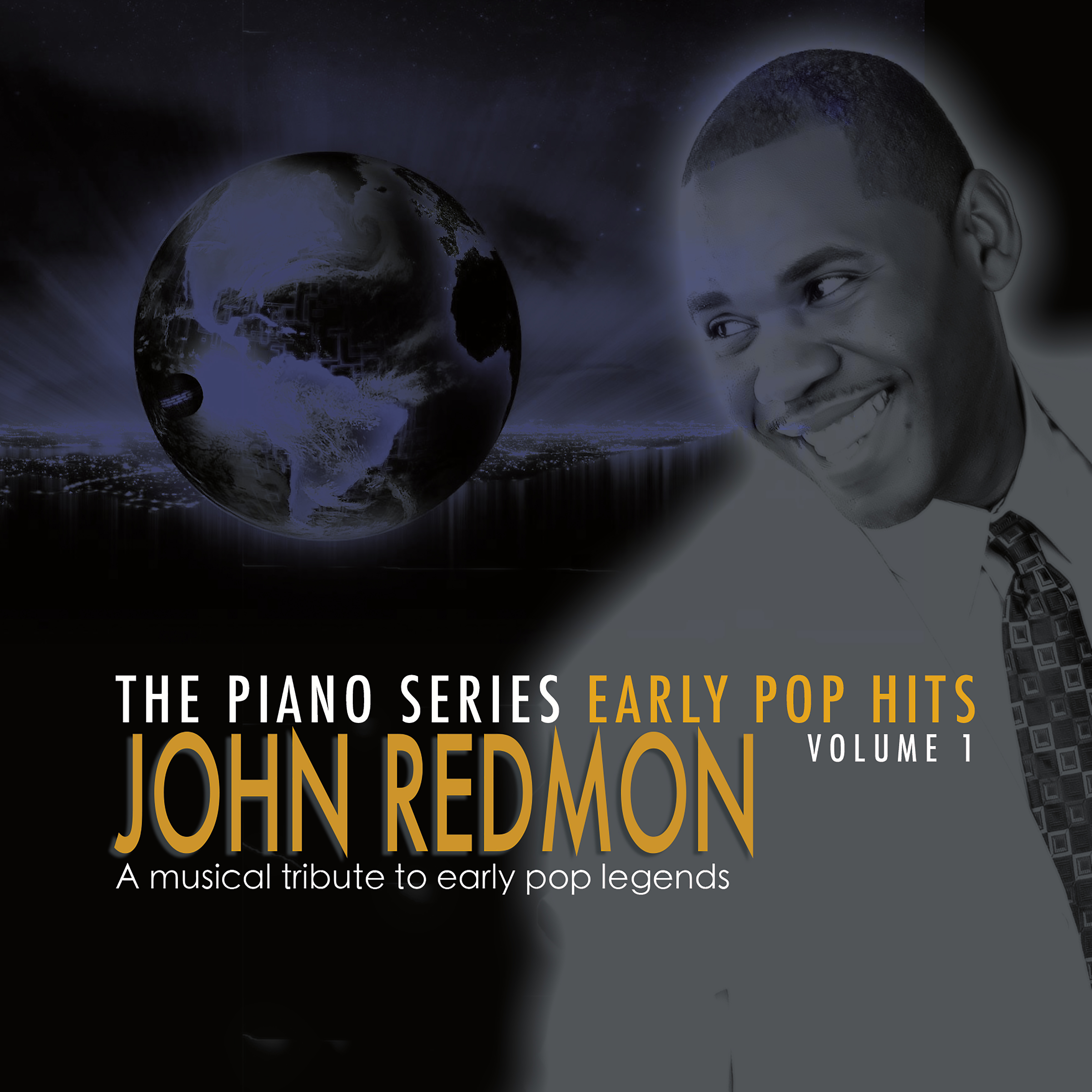 John Redmon [The Piano Series] :  Early Pop Hits, Vol.1 (MP3)