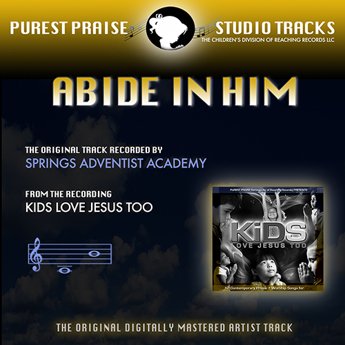 Abide In Him (MP3 Instrumental)