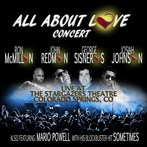 All About Love Concert : Live at The Stargazers Theatre (CD)