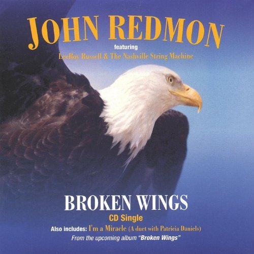 John Redmon : Broken Wings (CD Single)