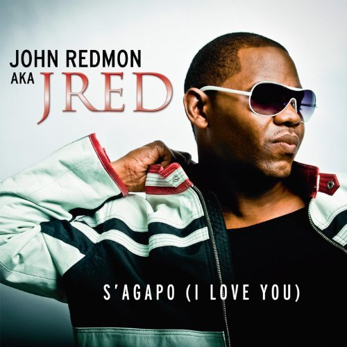 John Redmon AKA JRED : S'Agapo (I Love You) (CD)