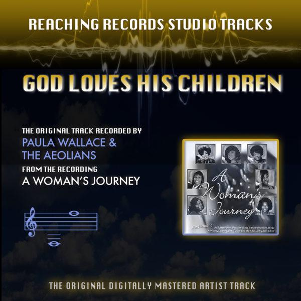 Instrumental God Loves His Children Paula Wallace