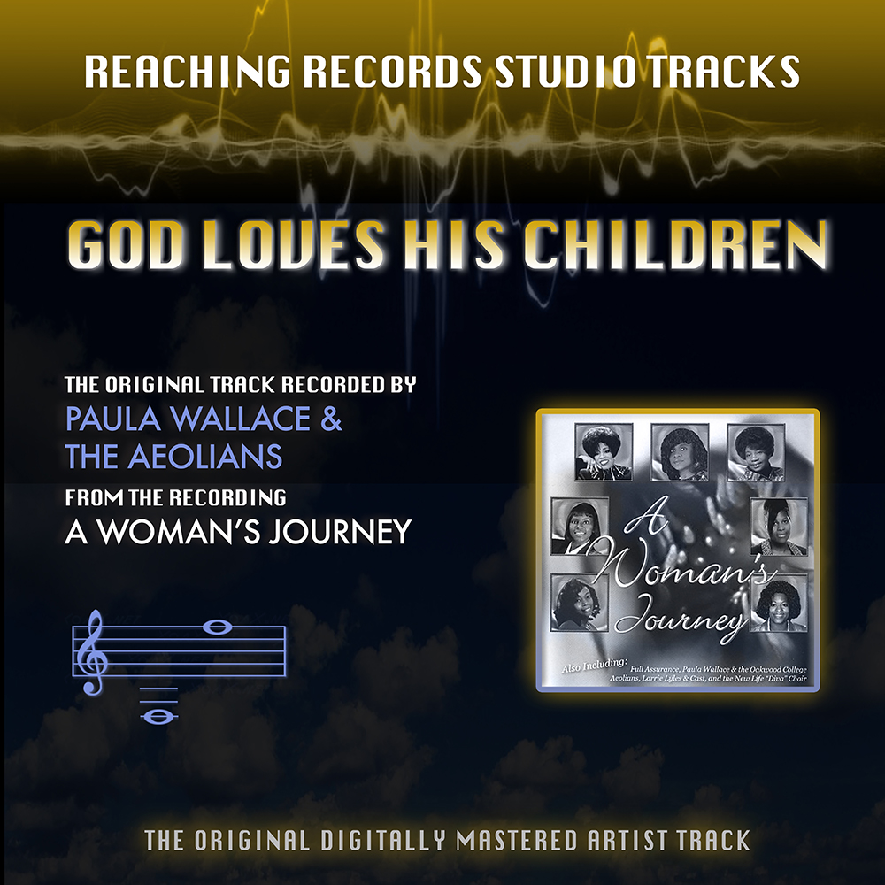God Loves His Children (Mp3 Instrumental)