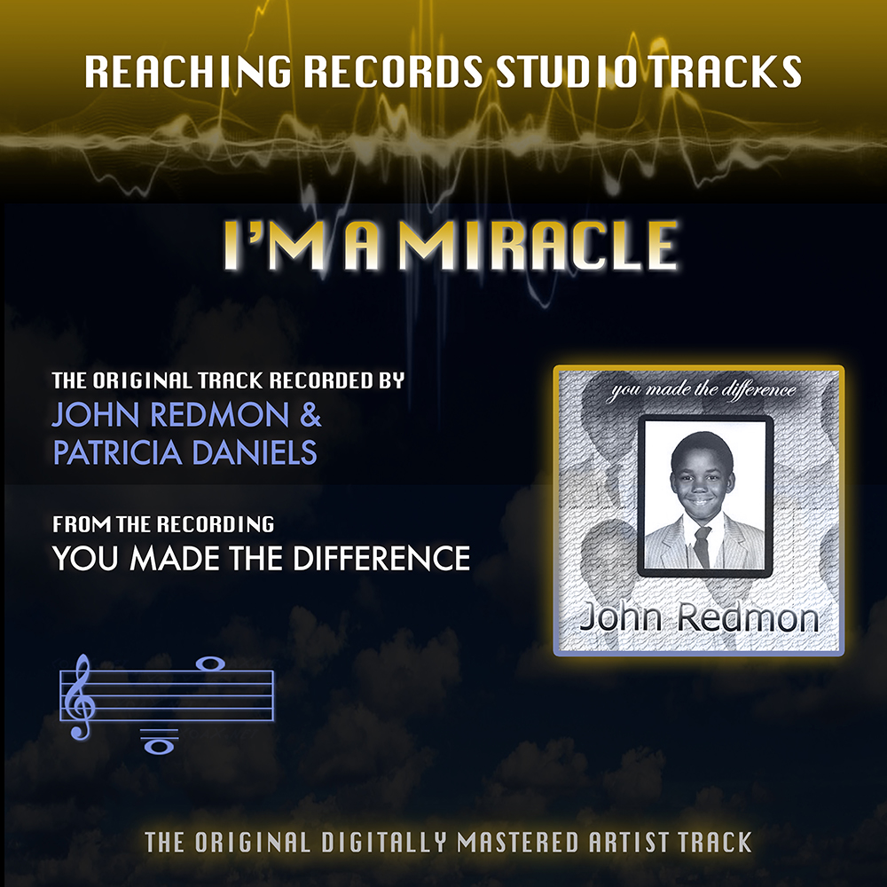I'm a Miracle (MP3 Instrumental)