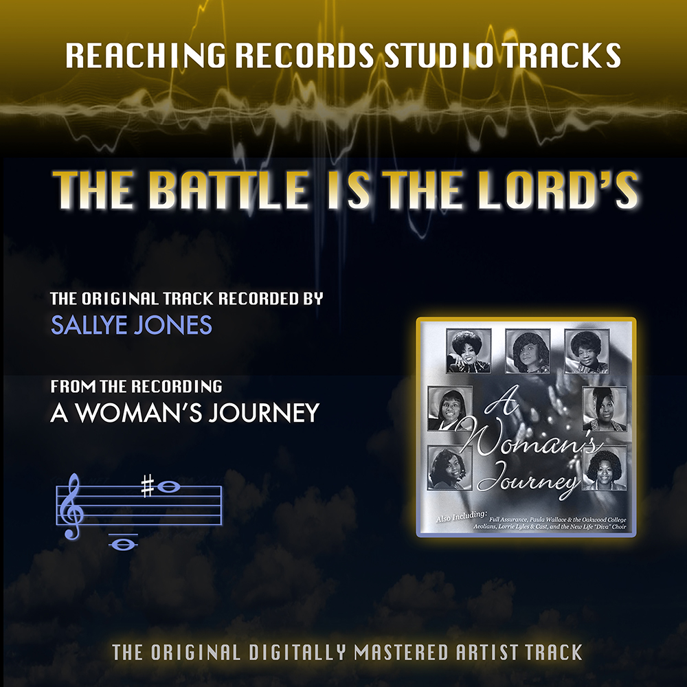 The Battle Is The Lord's (MP3 Instrumental)