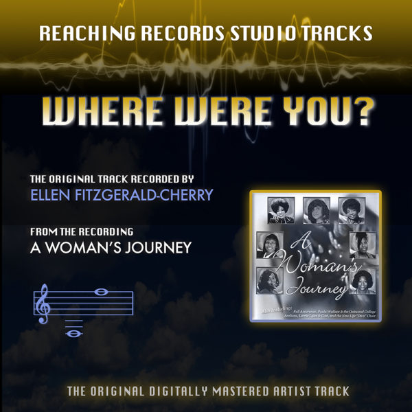 Instrumental Where Were You (I Was There) Ellen Fitzgerald Cherry