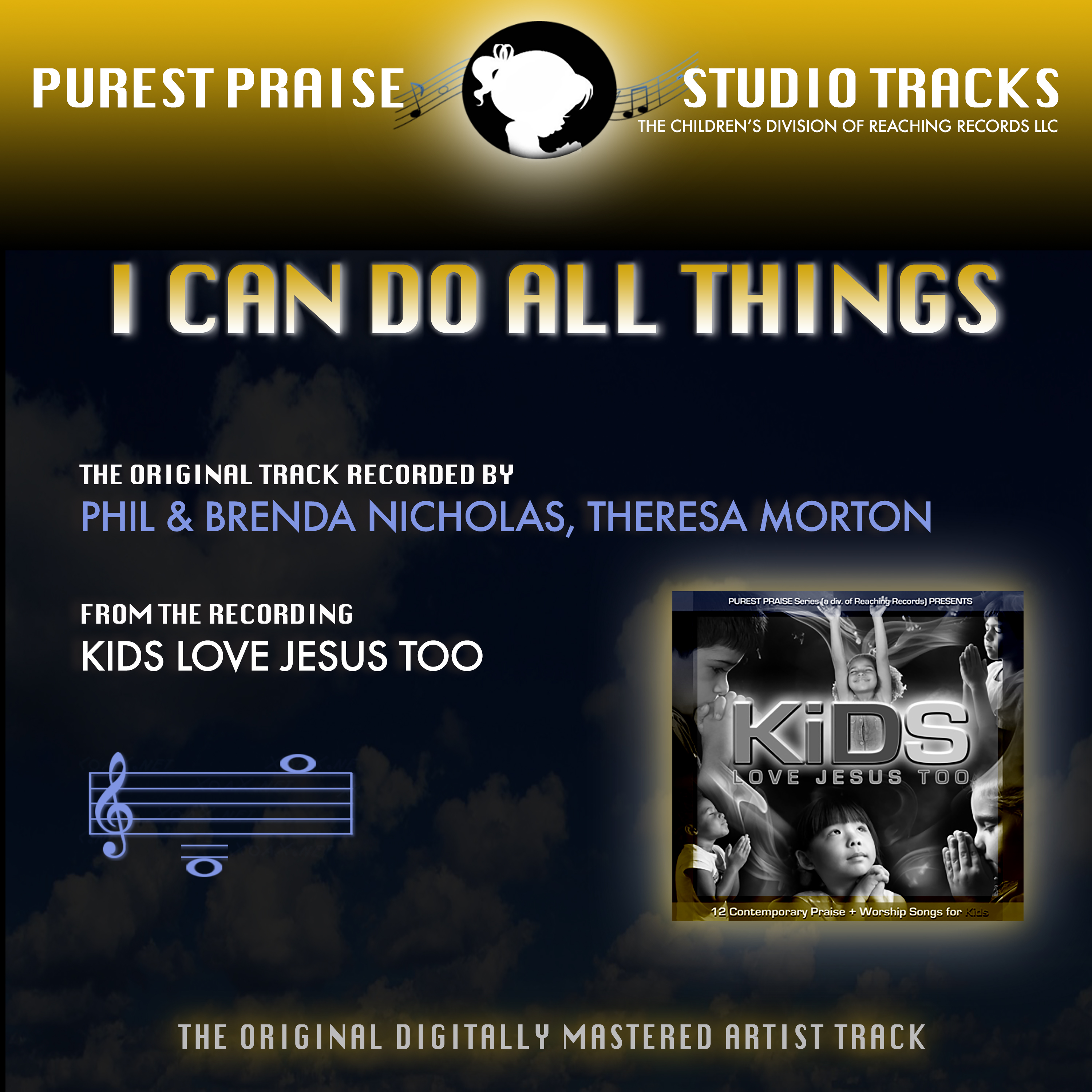 I Can Do All Things (MP3 Instrumental)