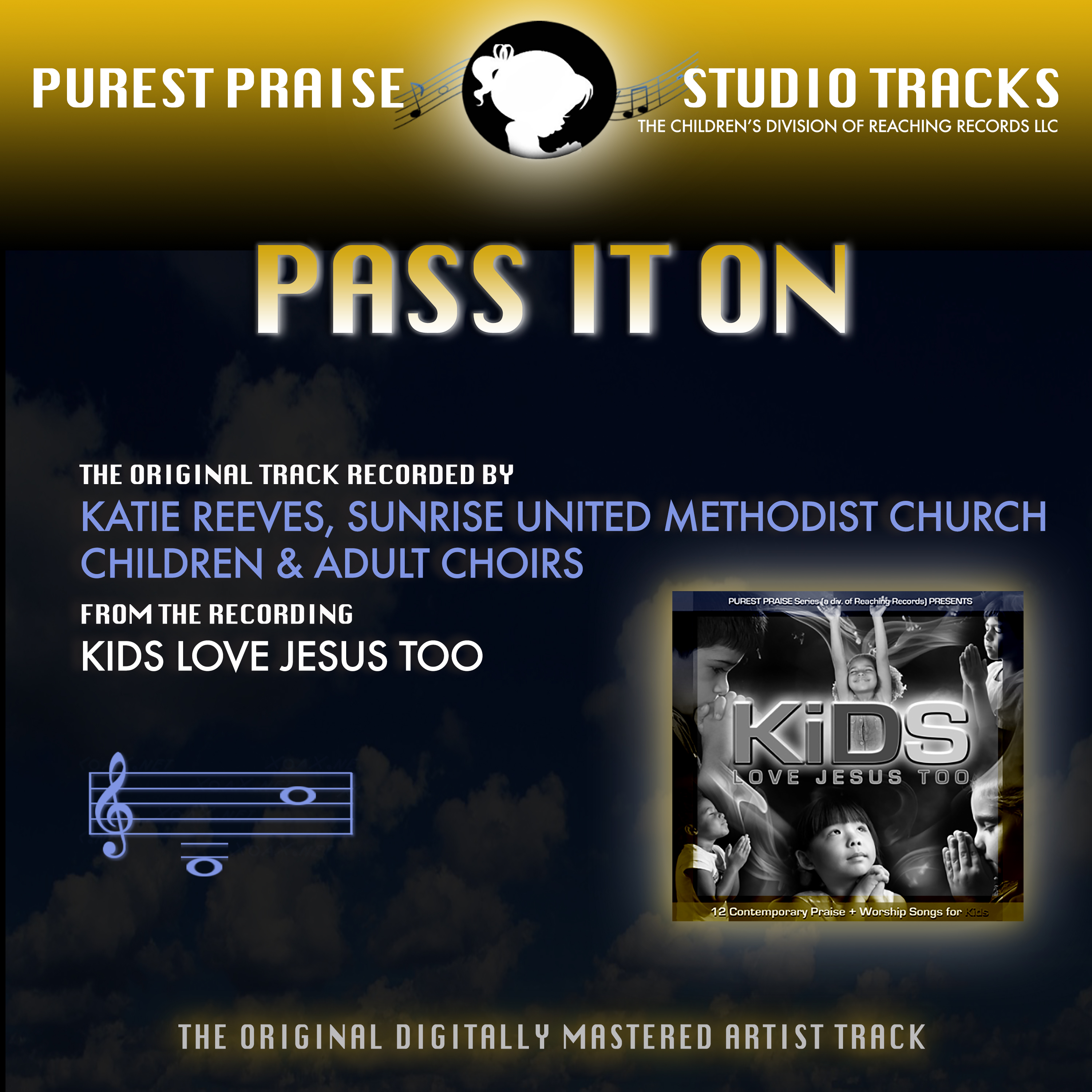 Pass It On (MP3 Instrumental)