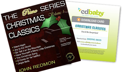 John Redmon [The Piano Series] : Christmas Classics, Vol. 1