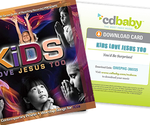 KLJ2 Children's Choir : Kids Love Jesus Too