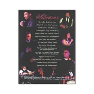 All About Love Concert DVD : Live at The Stargazers Theatre