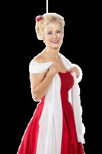 Ruth Edited Red Dress Header