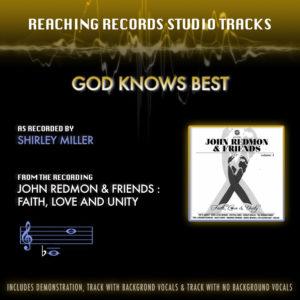 God Knows Best (MP3 Instrumental)