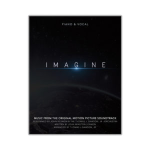 Imagine Sheet Music [John Redmon]
