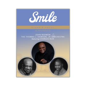 Smile Sheet Music [John Redmon & The Thomas J. Dawson, Jr. iOrchestra]