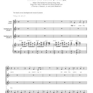 When The Saints (Medley) Sheet Music