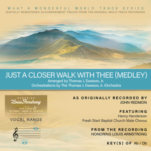 Just a Closer Walk With Thee Medley Instrumental (Mp3)