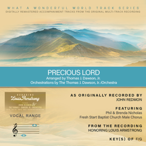 Precious Lord, Take My Hand (Mp3 Instrumental)