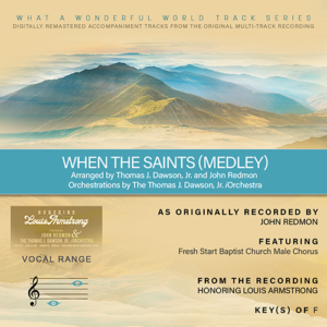 When the Saints Medley (Mp3 Instrumental)