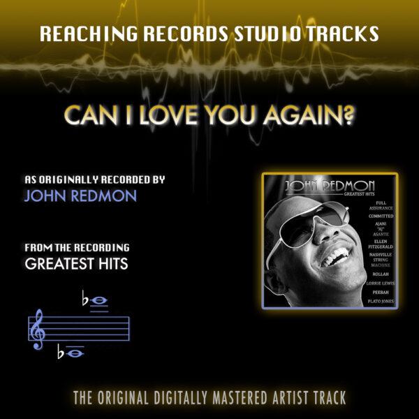 Instrumental Can I Love You Again John Redmon