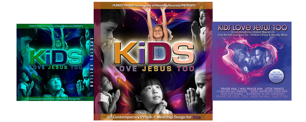 Reaching Records Kids Music