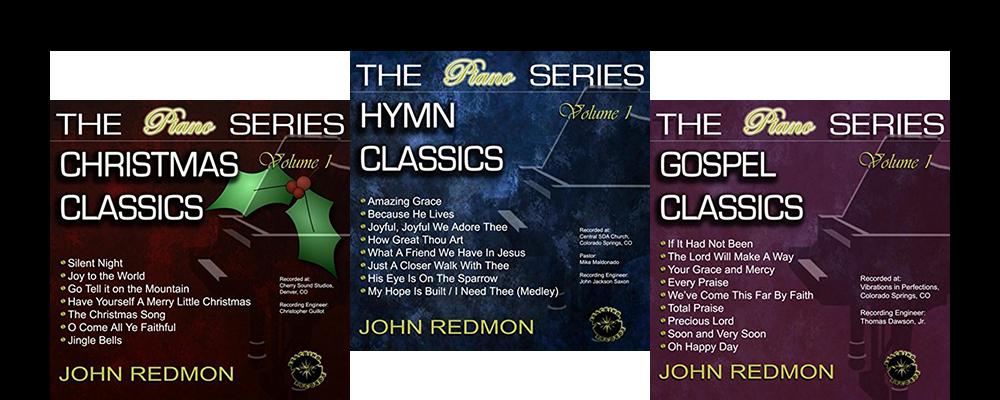Digital Downloads Piano Series