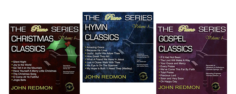 Digital Downloads Piano Series