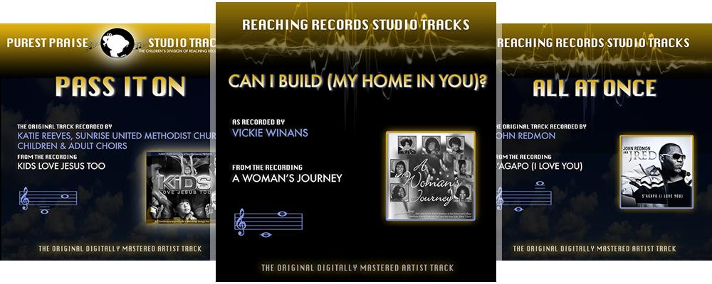 Reaching Records Karaoke Tracks